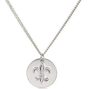 Crow Heart Pendant Necklace